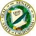 california state senate seal